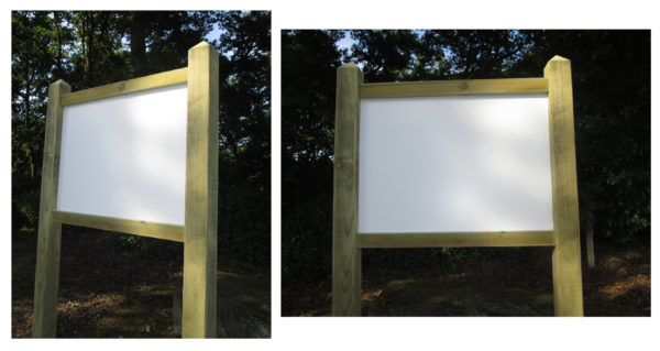 planimètre bois pin traité 1