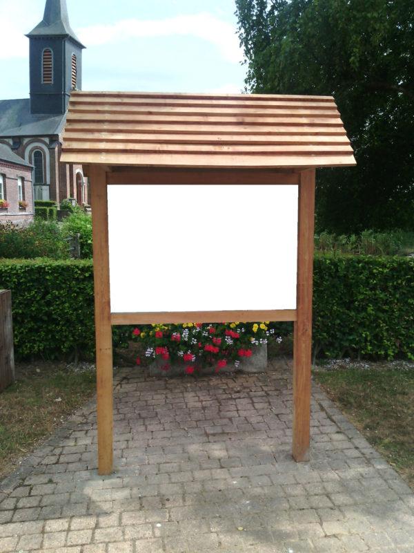 planimètre bois robinier