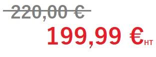 199.99 euro