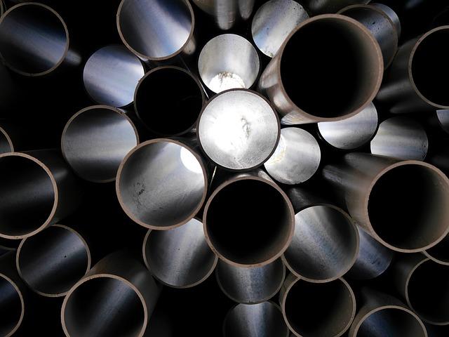 tubes acier