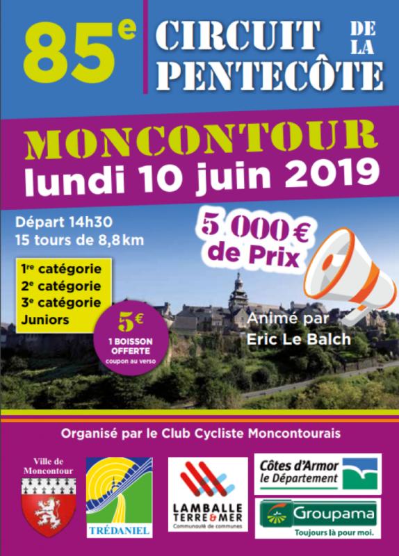 course cycliste Pentecôte