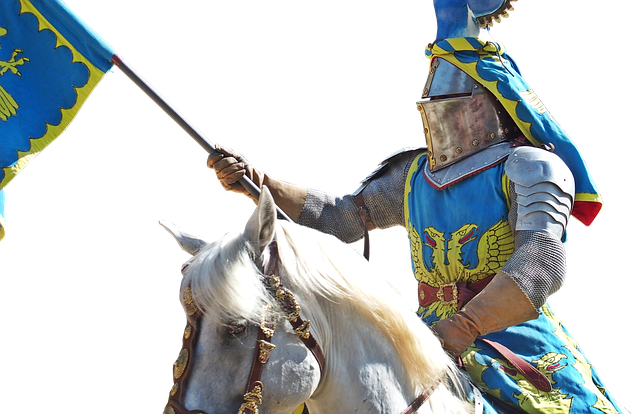 chevalier Moncontour pixabay