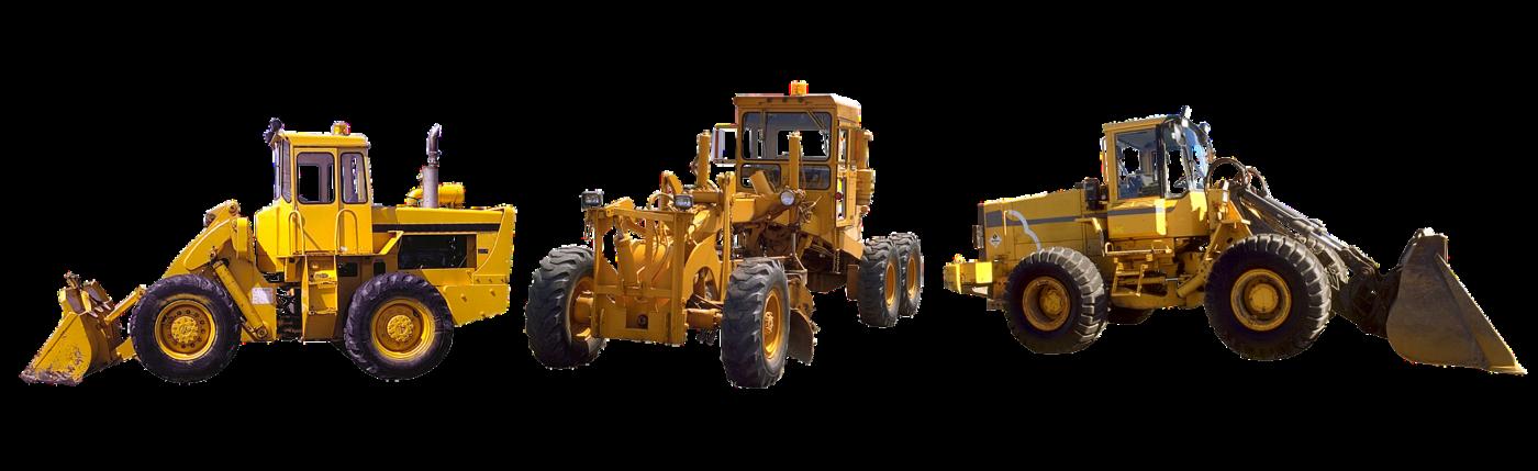 tracteurs travaux
